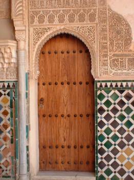 door-_-mosaic